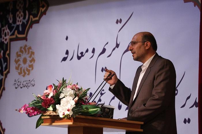 انتصاب مدیرکل جدید کتابخانههای عمومی استان زنجان