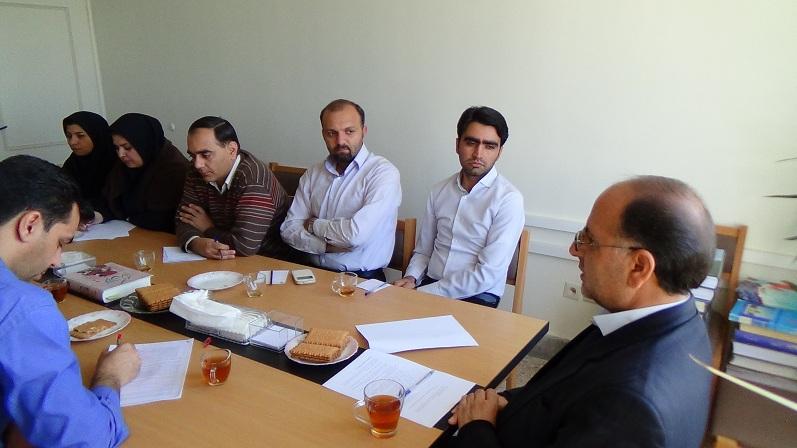 دومین جلسه ستاد هفته کتاب استان زنجان برگزار شد