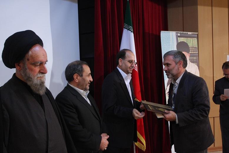 برگزاری مراسم تجلیل از خادمان کتاب استان زنجان